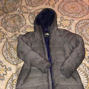 North face Parka coat